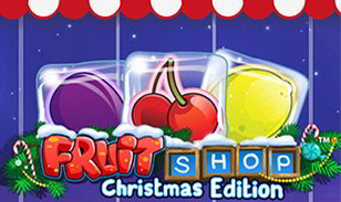 Fruit Shop Christmas Edition Slots - Play it Now for Free