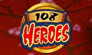 108 Heroes Slots
